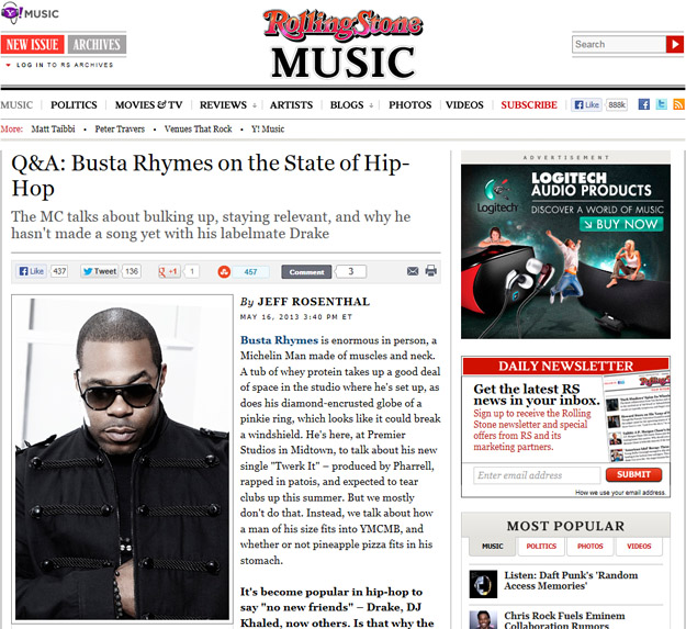 Busta Rhymes_RollingStone Music